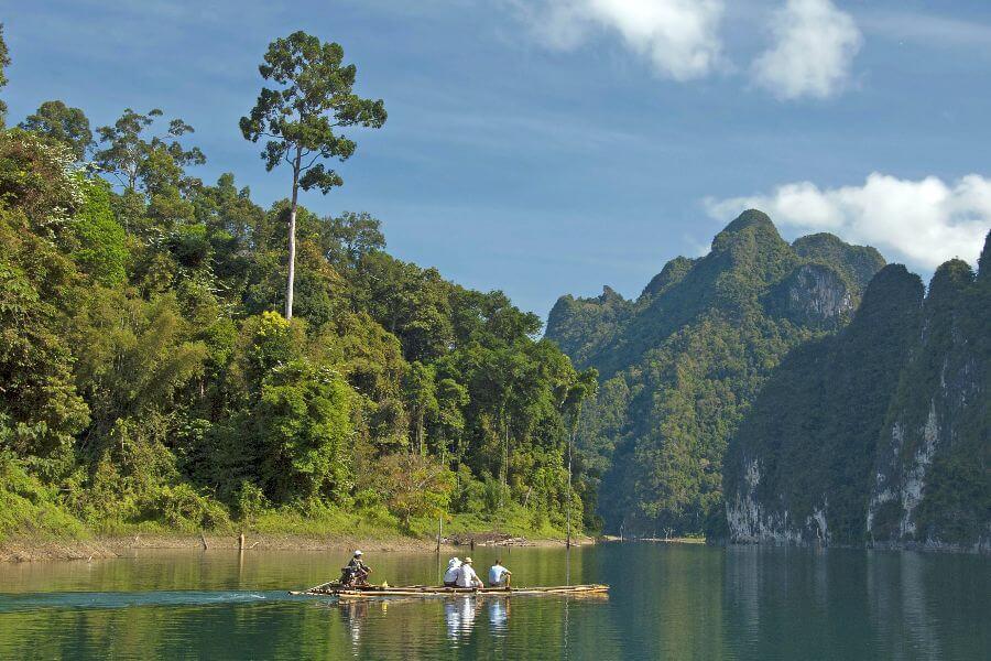 Thailand - Bergen and Boot - 3-Daagse Khao Sok Safari
