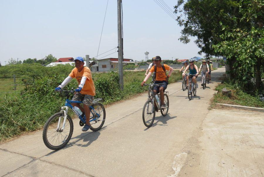 Thailand Chiang Mai Biking